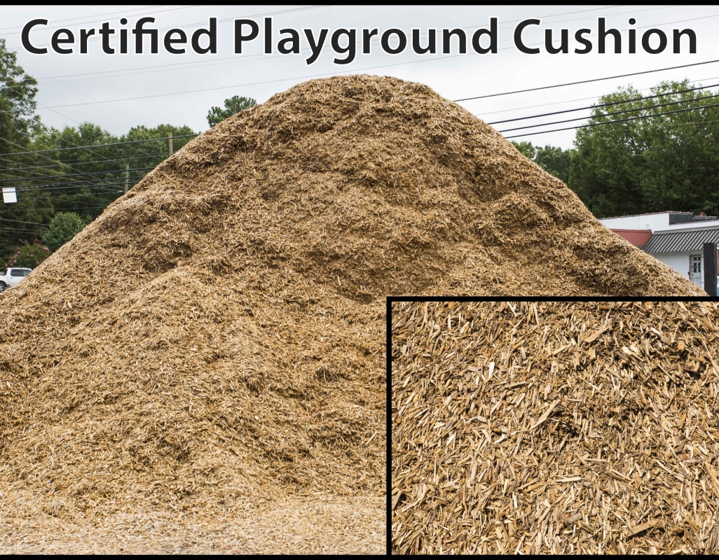Certified Playground Cushion