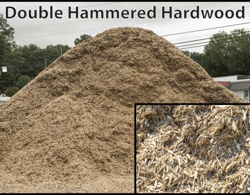 Double Hammered Hardwood